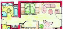 Suite Tirol Plan