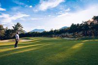 Frühlings-Golf-Eröffnungstage