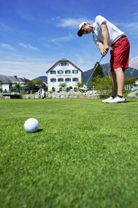 Golf Turnierwoche