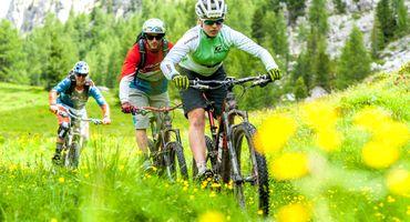 Settimana Mountainbike speciale Erica 3 giorni