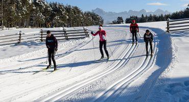 Langlauf & Naturgenuss - 1 Tag gratis