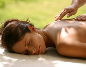 Prana Stone full body massage