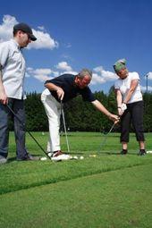 Golf Beginners Family - 3 Personen |