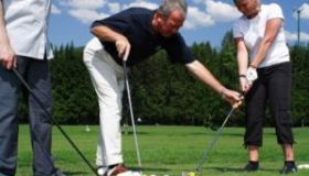 Golf Beginners Family - 3 persons |