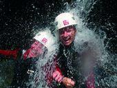 Avventura e divertimento - con il canyoning
