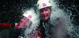 Naturhotel Canyoning Highlight| - 25.05.2013 - 03.08.2013