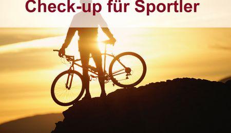 Sportler Paket - mit Gesundheitscheck