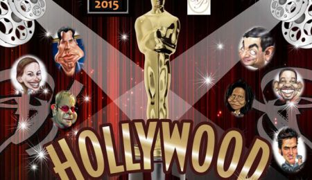 Hollywood - Silvester 2016