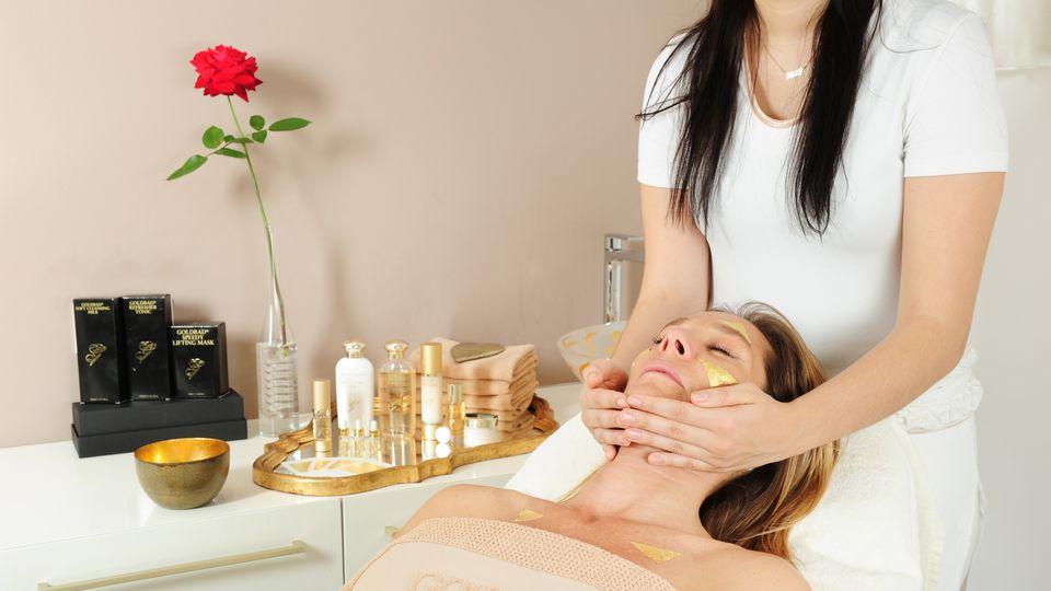 Massaggio schiena o gambe