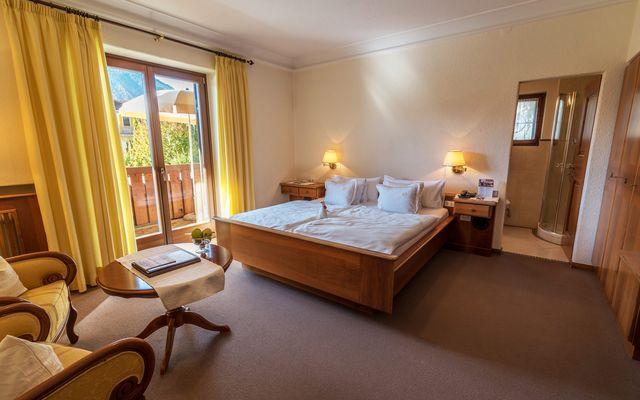 Standard-Doppelzimmer zur Einzelbenutzung ab 20 m²