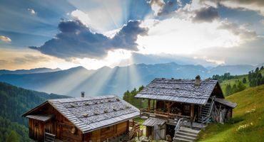 Alpine pastures and summit pleasure