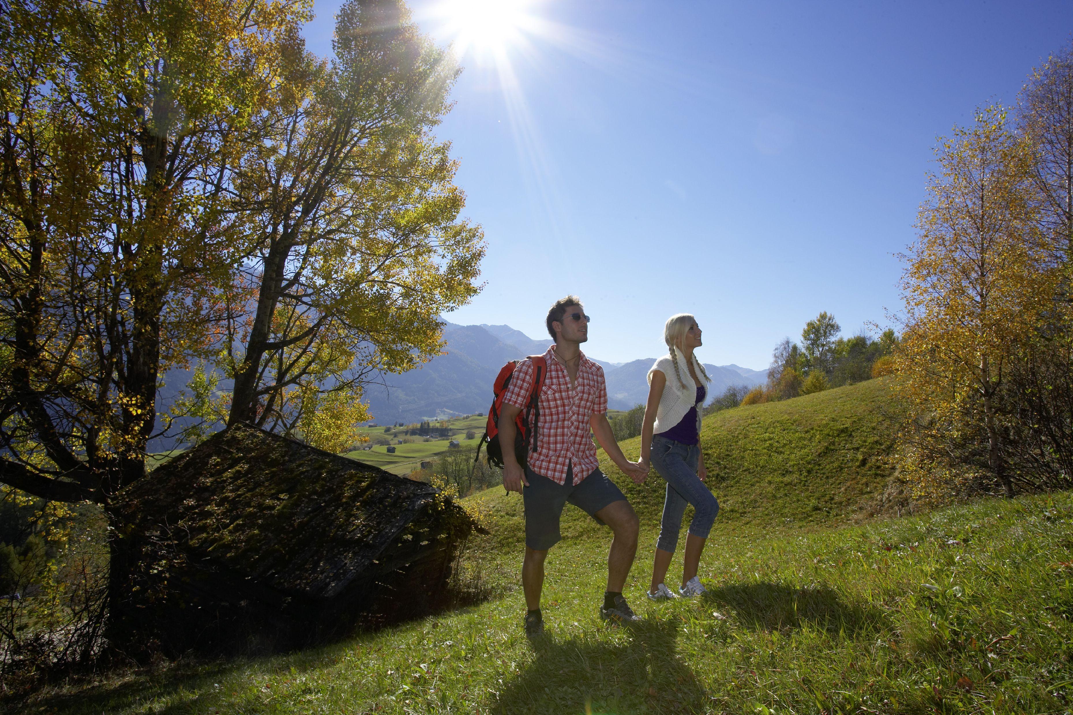 Kleine Auszeit – Aktiv-Wellness im Cervosa