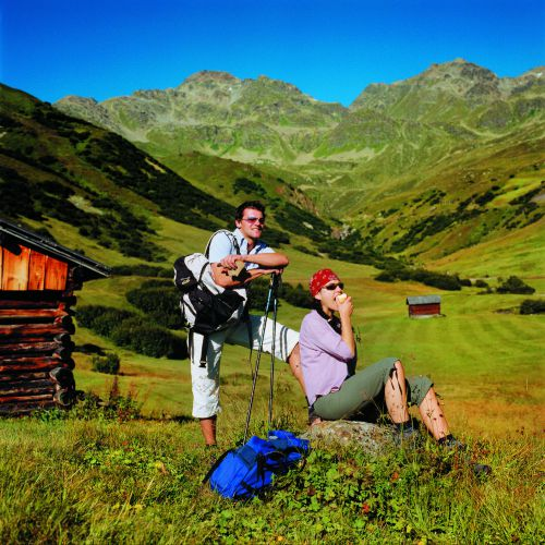 Cervosa Hiking Holiday | 15.06. – 12.07.2012