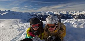 Easter Bunny Family Ski Package |