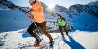 """""""Spuren im Schnee"""" Schneeschuhwanderwoche"""