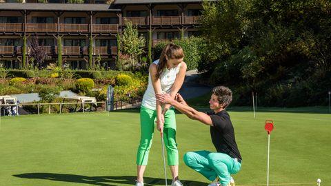 Golf Privatunterricht