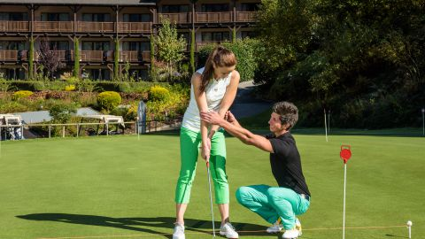 Golf individual lesson