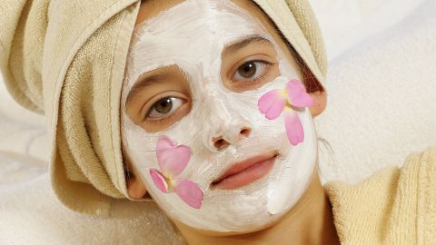 Junior facial treatment (up to 126 years of age)