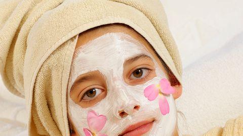 Junior-Gesichtsbehandlung (bis 16 Jahre)