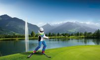 experience the unique combination of skiing and golfing.Only here on holiday resort Zell am See - Kaprun
