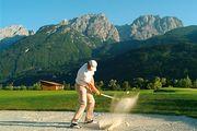 Spielend Golf lernen im Grandhotel Lienz