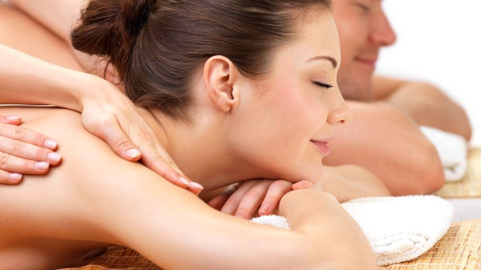 Aromaöl Wellnessmassage