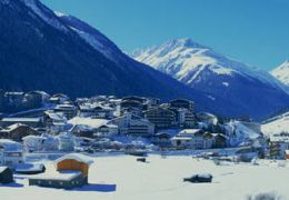 Solaria - Ischgl Carneval 3 days package