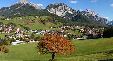Vacanze nella freschezza delle Dolomiti