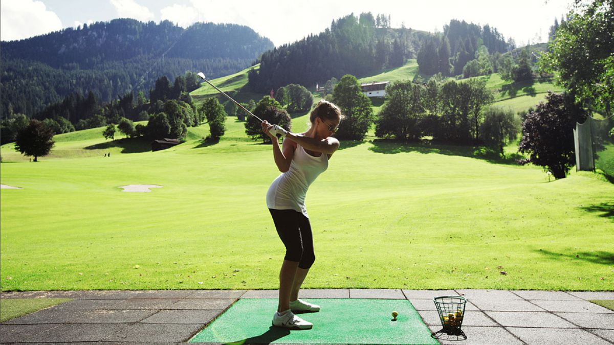 * Golf Platzreife Kurs   7 Tage