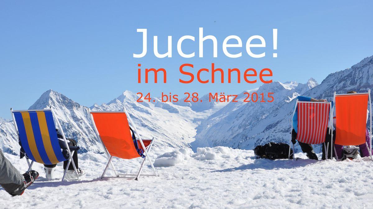 # Juchee im Schnee | 4 Tage