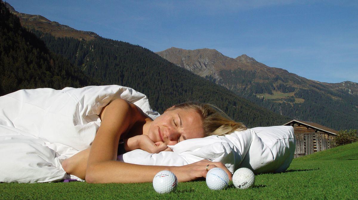 * Bergferien und Golf | 4 Tage