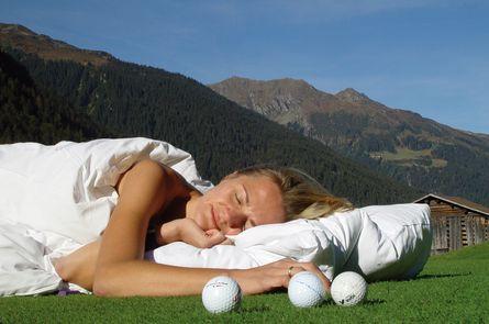 * Bergferien und Golf   2 Tage