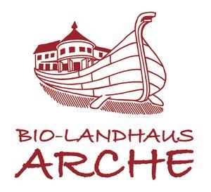 Biolandhaus Arche - Logo