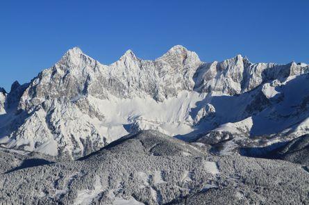 Tourenskitage am Dachstein |2 Übernachtungen