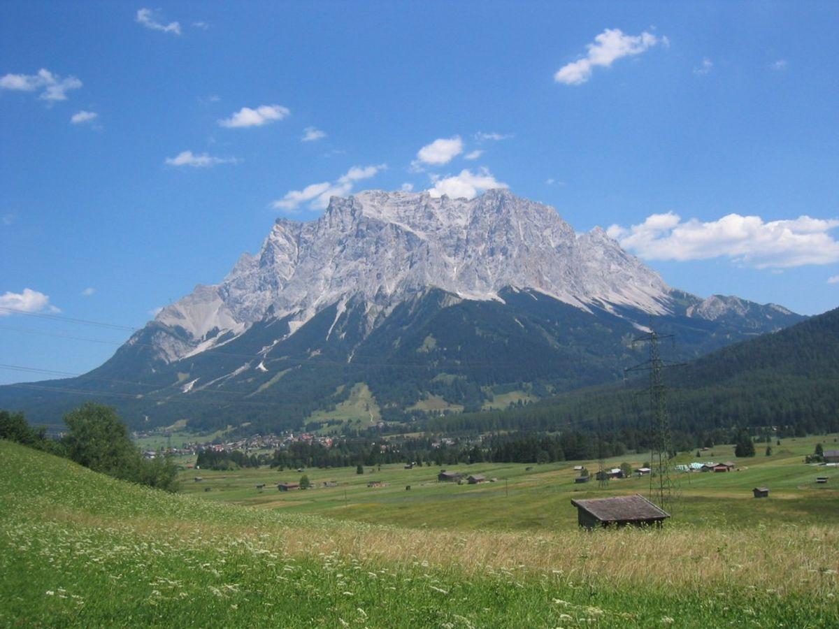 Der Adlerweg am Fuße der Zugspitze!