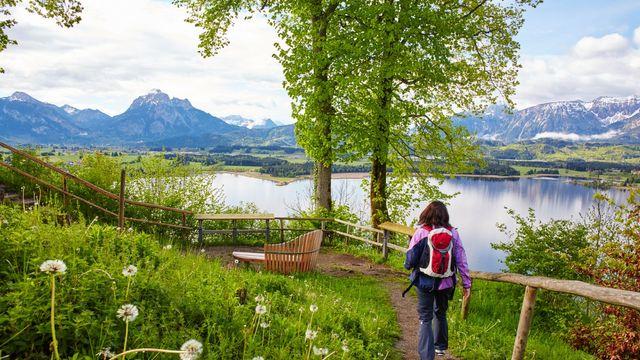 Hiking in Hopfen Package