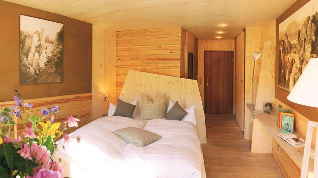 Helvetia Eco comfort room with balcony