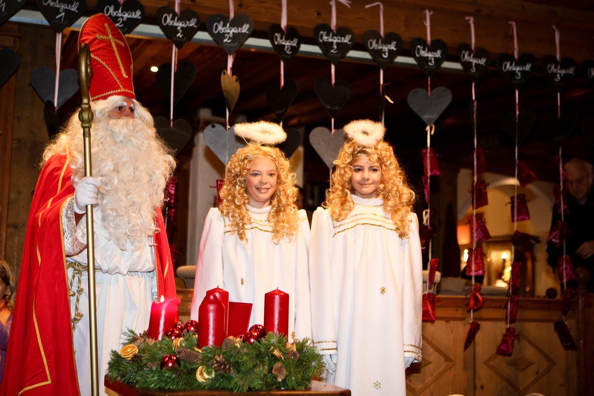 Nikolaus-Familien-Wochenende