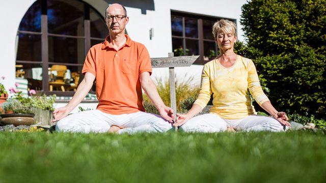 YOGA-Workshop mit Bernhard und Maria 7 ÜN