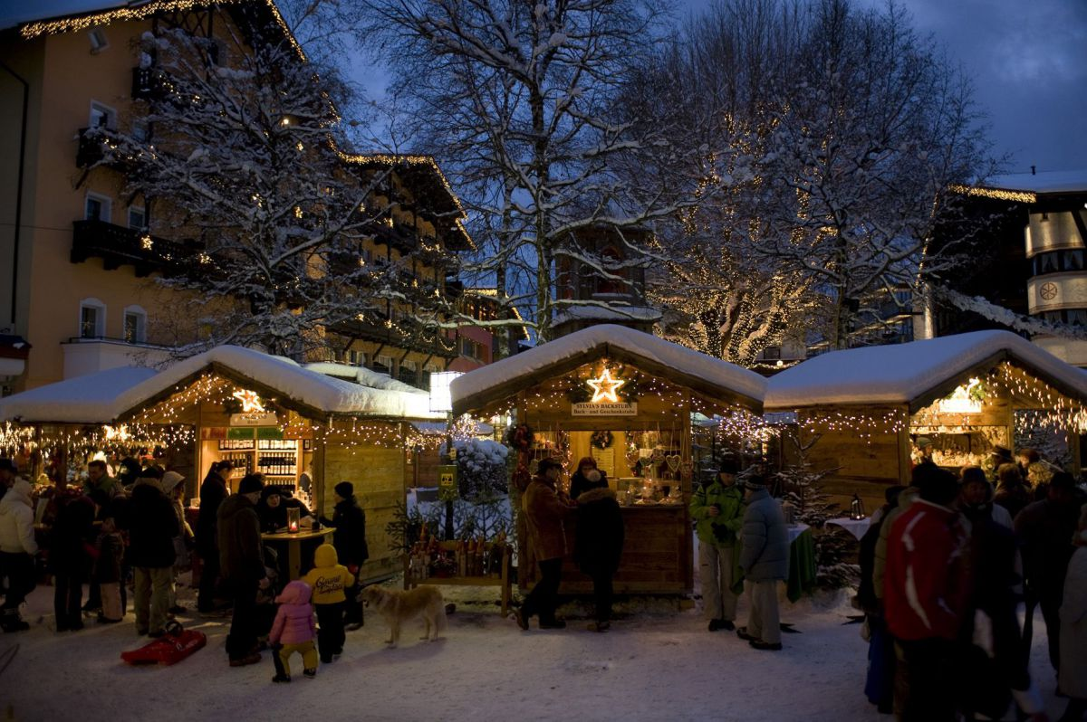 Tiroler Bergweihnacht