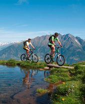 Mountainbikewochen im Frühling mit 315 Sonnentagen