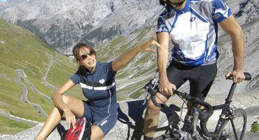 Frühling -  Höhenmeter für Rennradfreunde
