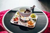 Das sündig leckere Schokoladen Fondue