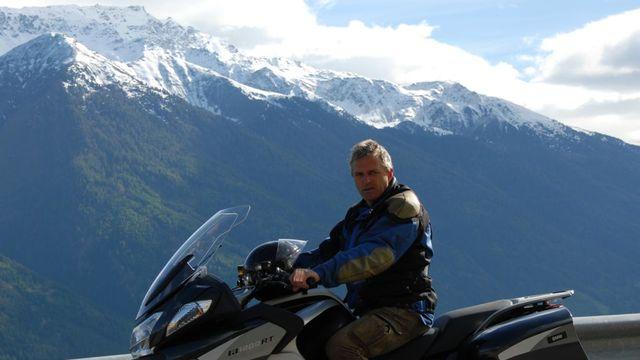 Assagiare le curve con una BMW moto del nostro Testcenter