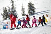 Familien-Hit inklusive Bambini Skipaket im Jänner