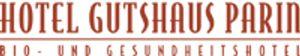 Hotel Gutshaus Parin - Logo