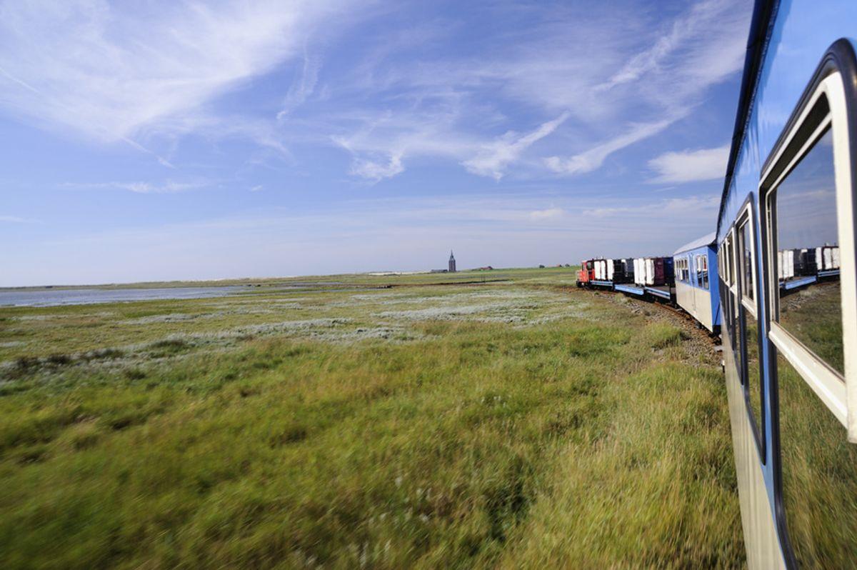 Herbstimpressionen mit der Bahn - 4 für 3