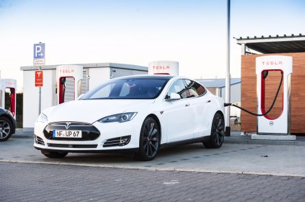 """Tesla""-Wochenende"