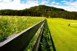 Alpine Golf & Spa Package 5 nights | 08.05. - 15.06.13, 21.09. - 27.10.13