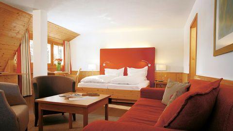 Doppelzimmer-Appartement Feldberg